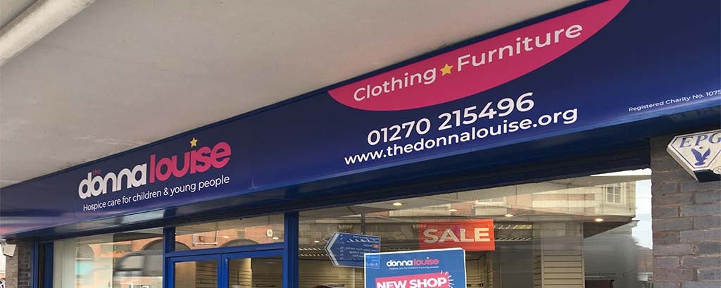 on sale e771f b03a6 The Donna Louise opens new store in Crewe - The Donna Louise