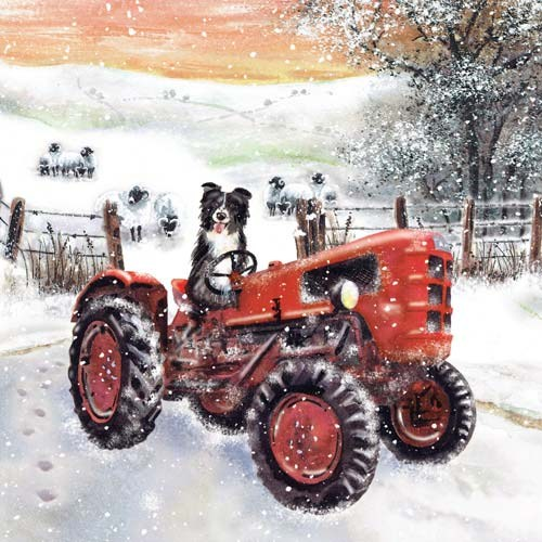 Driving-the-Tractor